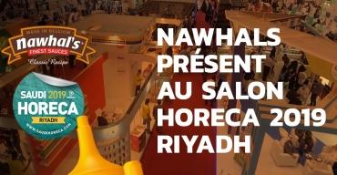 nawhal's salon 2019 Riyadh